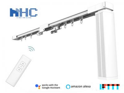 How to install DIY Smart Curtain Tracks HT700
